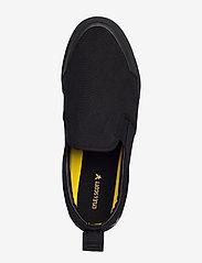 Lyle & Scott - Duncan - baskets slip-ons - black/black sole - 3