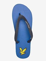 Lyle & Scott - Flip Flop - klapki - bright royal blue - 3