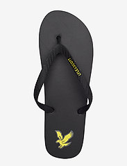 Lyle & Scott - Flip Flop - flip-flops - true black - 3