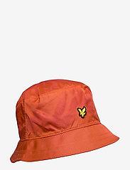 Ripstop Bucket Hat - BURNT ORANGE