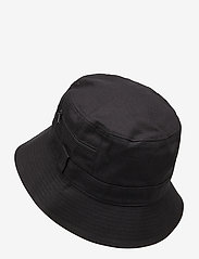Lyle & Scott - Heritage Zip Bucket Hat - bucket hats - true black - 1