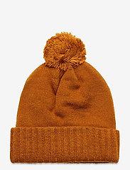 Lyle & Scott - Bobble Beanie - bonnet - caramel - 1