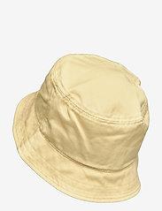 Lyle & Scott - Cotton Twill Bucket Hat - bucket hats - lemon - 1