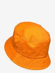 Lyle & Scott - Cotton Twill Bucket Hat - bucket hats - risk orange - 1