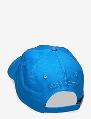Lyle & Scott - Baseball Cap - czapki - bright royal blue - 1