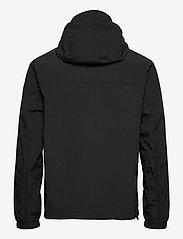 Lyle & Scott - Hooded Pocket Jacket - vestes légères - jet black - 1