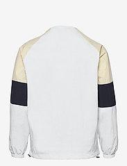 Lyle & Scott - Gingham Mix Track Jacket - vestes légères - white - 1