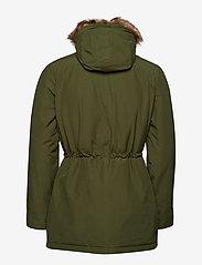 Lyle & Scott - Winter Weight Microfleece Lined Parka - parki - woodland green - 2