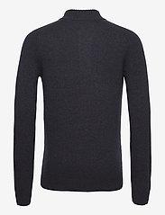 Lyle & Scott - Funnel Neck Knit Jumper - tricots basiques - z56 dark navy marl - 1