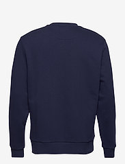 Lyle & Scott - Bottom Branded Crew Neck - sweats basiques - navy - 1