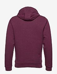 Lyle & Scott - Pullover Hoodie - hoodies - burgundy - 1