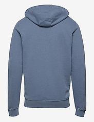 Lyle & Scott - Zip Through Hoodie - hoodies - slate blue - 1