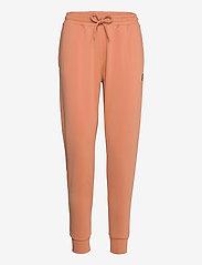 Lyle & Scott - Tricot Sweatpant - sweatpants - dusk orange - 0