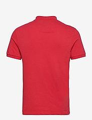 Lyle & Scott - Plain Polo Shirt - polos à manches courtes - gala red - 1