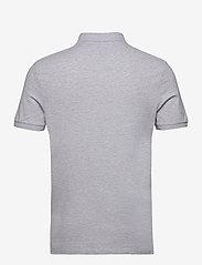 Lyle & Scott - Plain Polo Shirt - polos à manches courtes - light grey marl - 1