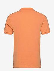 Lyle & Scott - Plain Polo Shirt - polos à manches courtes - melon - 1