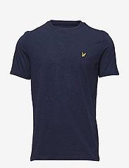 Crew Neck T-Shirt - NAVY