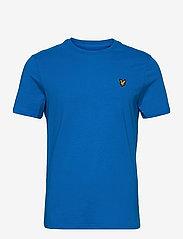 Plain T-Shirt - BRIGHT COBALT