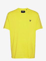 Plain T-Shirt - BUTTERCUP YELLOW