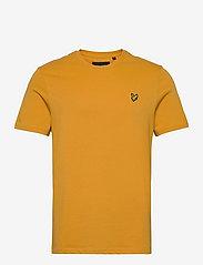 Plain T-Shirt - SUNFLOWER