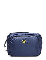 Wadded Side Bag - NAVY