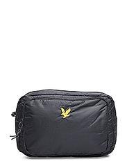 Wadded Side Bag - TRUE BLACK