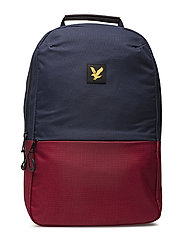 Core Rucksack - RACING RED / NAVY