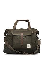 Weekender Bag - DARK SAGE PRINT