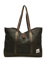 Tote Bag - DARK SAGE PRINT