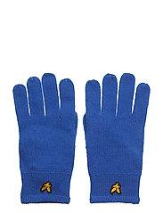 Racked rib gloves - DUKE BLUE