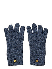 Mouline Gloves - DARK NAVY/LAPIS BLUE