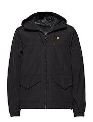 Shell Jacket - TRUE BLACK