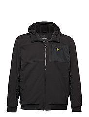 Softshell Jacket - TRUE BLACK