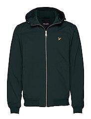 Softshell Jacket - JADE GREEN