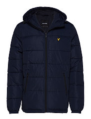 Wadded Jacket - DARK NAVY