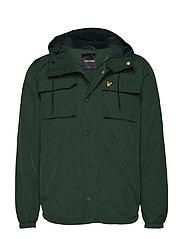 Pocket Jacket - JADE GREEN