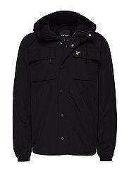 Pocket Jacket - TRUE BLACK