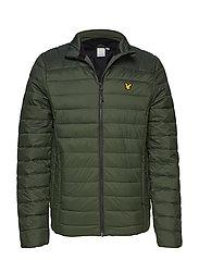 Lightweight Quilted Jacket - DEEP SPRUCE