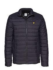 Lightweight Quilted Jacket - TRUE BLACK