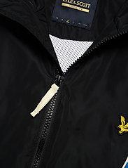 Lyle & Scott - Track Jacket - kurtki-wiosenne - jet black - 3
