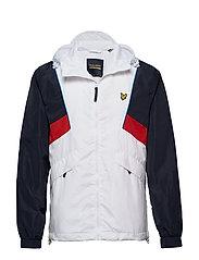 Track Jacket - WHITE