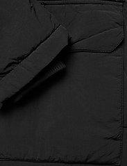 Lyle & Scott - Heavyweight Longline Puffer Jacket - kurtki puchowe - jet black - 5