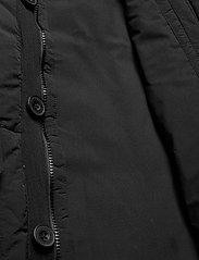 Lyle & Scott - Heavyweight Longline Puffer Jacket - kurtki puchowe - jet black - 6