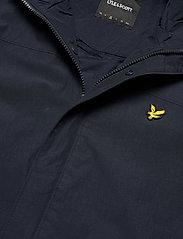 Lyle & Scott - Hooded Pocket Jacket - vestes légères - dark navy - 2