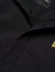 Lyle & Scott - Hooded Pocket Jacket - vestes légères - jet black - 2