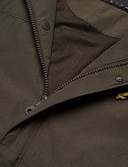 Lyle & Scott - Hooded Pocket Jacket - vestes légères - trek green - 2