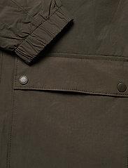 Lyle & Scott - Hooded Pocket Jacket - vestes légères - trek green - 3