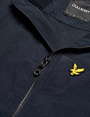 Lyle & Scott - Gingham Mix Track Jacket - vestes légères - dark navy - 2