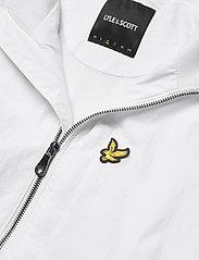 Lyle & Scott - Gingham Mix Track Jacket - vestes légères - white - 2