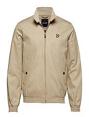 Harrington jacket - STONE